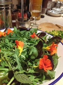 Nasty salad